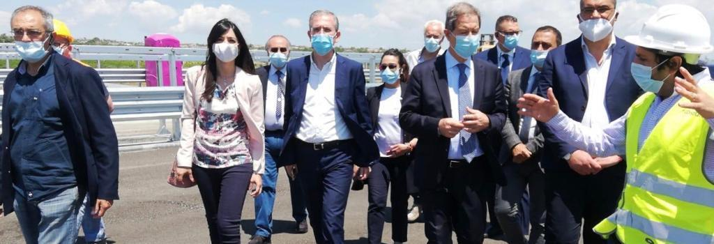 Siracusa - Gela, Rossana Cannata: 'a luglio apertura dello svincolo di Rosolini'