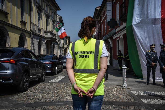 Mattarella, a Codogno valori Costituzione