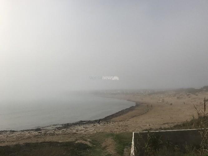 Domenica attesa nebbia in provincia di Ragusa