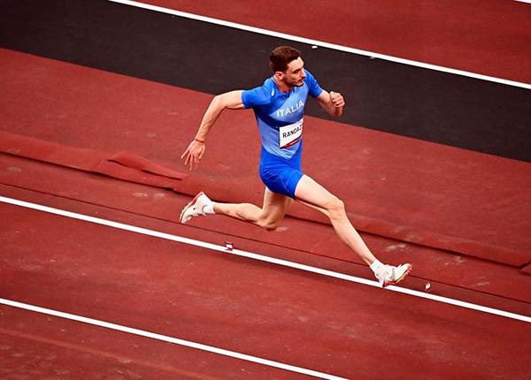Atletica Olimpiadi di Tokio Il valguarnerese Randazzo ottavo nel salto in lungo