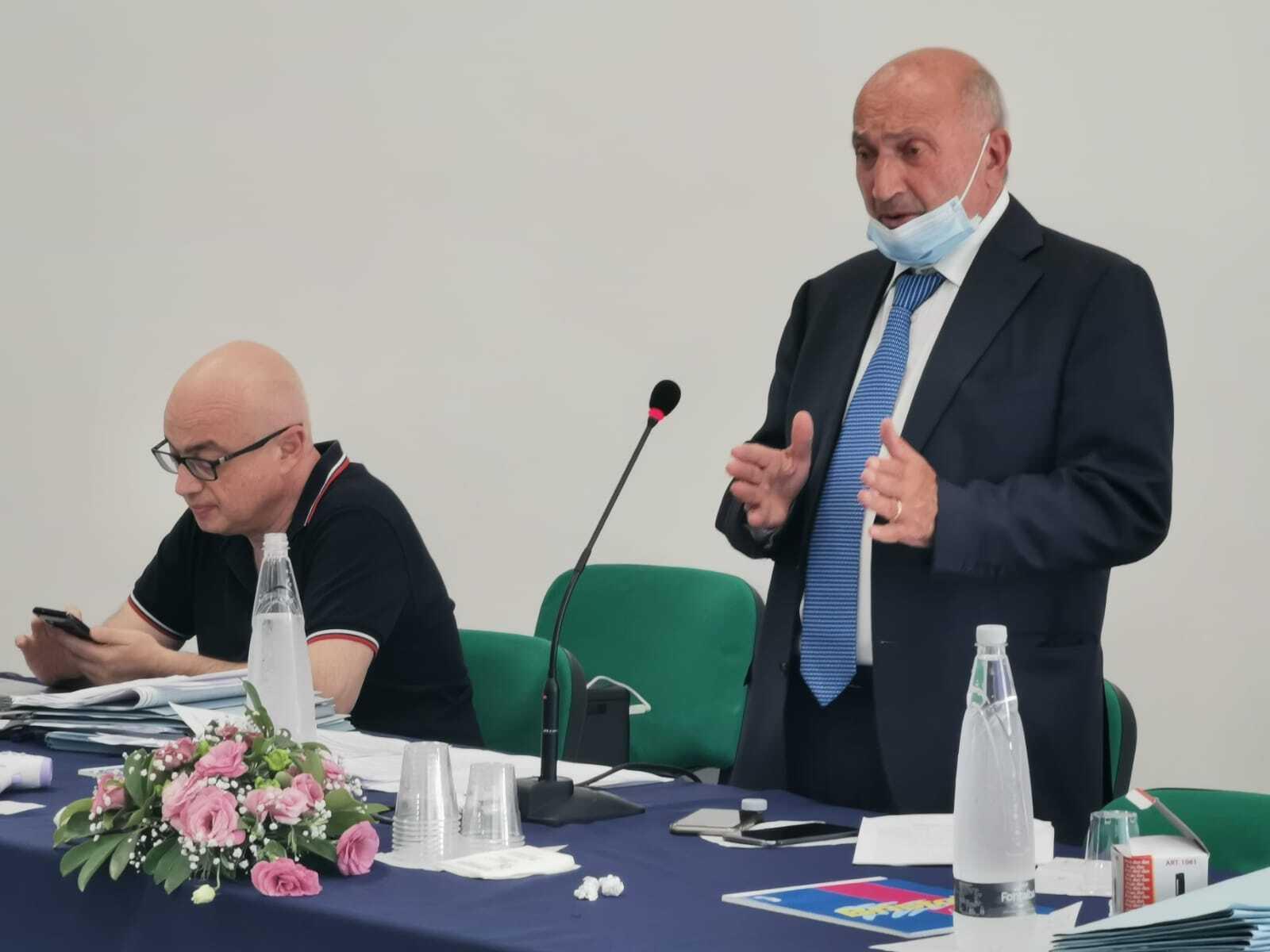 PIPPO RICCIARDELLO PRESIDENTE - Rinnovate le cariche sociali di Ance Messina Ricciardello confermato ai vertici dellassociazione