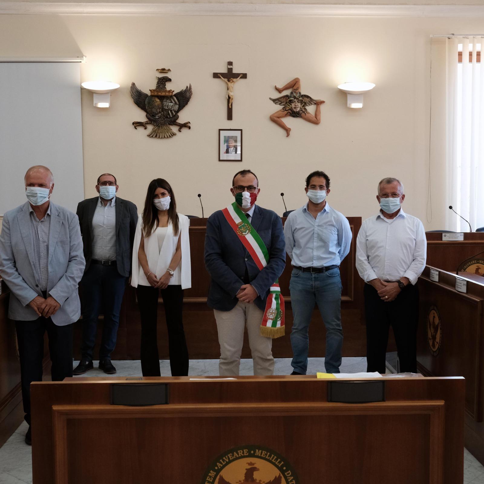 Melilli, rimpasto in Giunta: nuovi ingressi e modifiche nelle deleghe