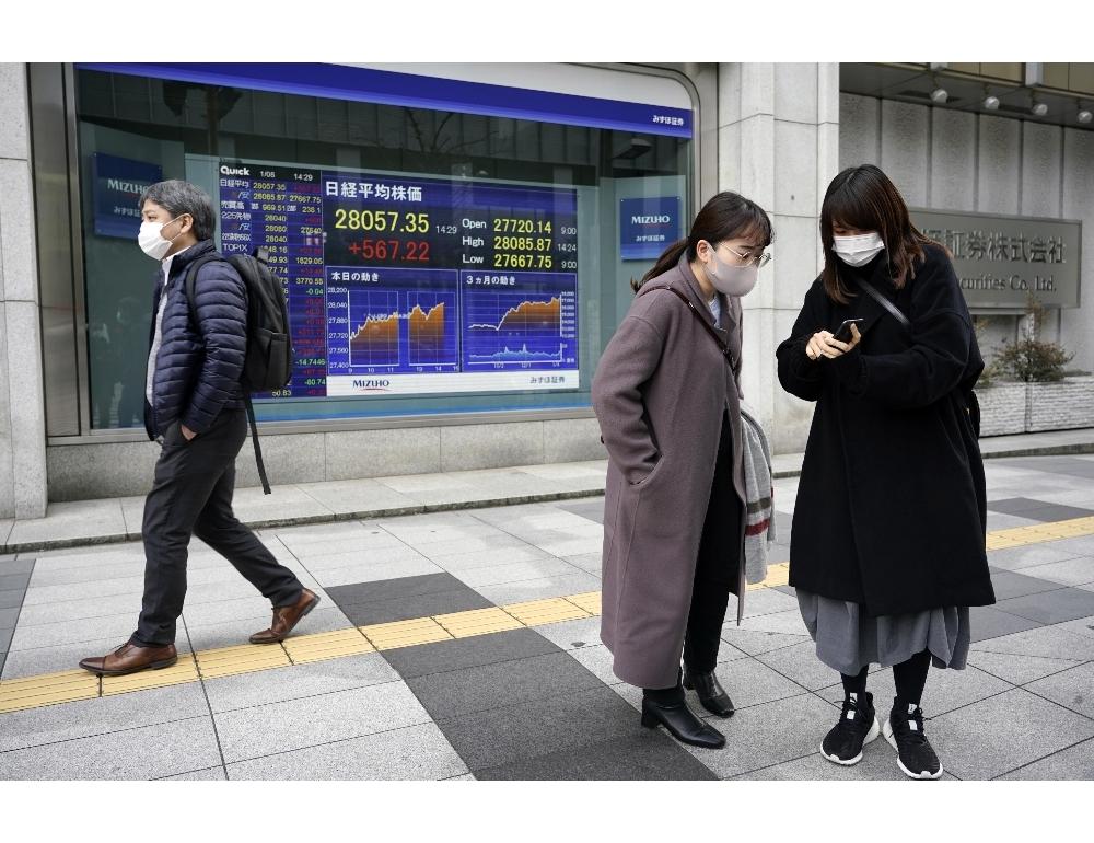 Borsa Asia chiude calo timori nuovi contagi virus