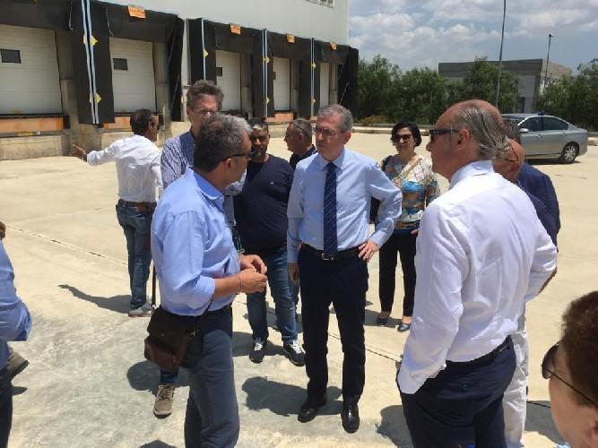 La Regione recupera i fondi per l'autoporto di Vittoria
