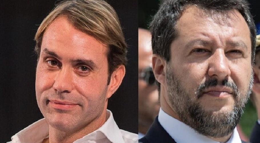 Salvini incorona Sammartino candidato presidente in Sicilia