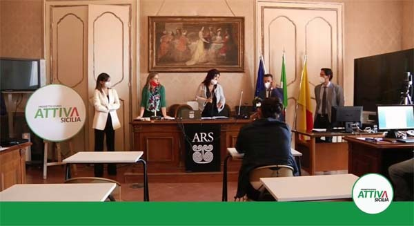 Nasce all'Ars Attiva Sicilia, ne fanno parte gli ex pentastellati Foti, Mangiacavallo, Pagana, Palmeri e Tancredi