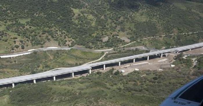 Viadotto Himera, Cancelleri: verrà riaperto a luglio, ma la Regione esegua i lavori per eliminare la frana.