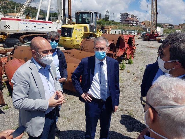 Messina, il vicesindaco Mondello sulla visita di Falcone: