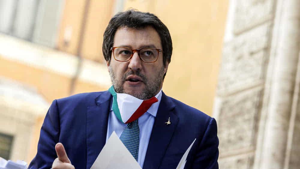 Arriva Salvini, le sardine palermitane tornano in piazza