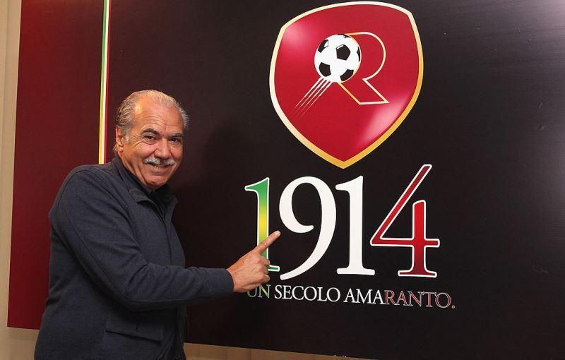 Reggina, Lillo Foti: vi presento Tempestilli . L'ex presidente molto fiducioso sulla promozione in Serie B