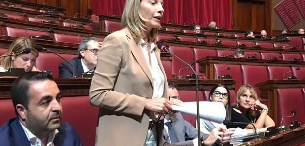 Altro caso in Forza Italia Bartolozzi: 'Pausa di riflessione'