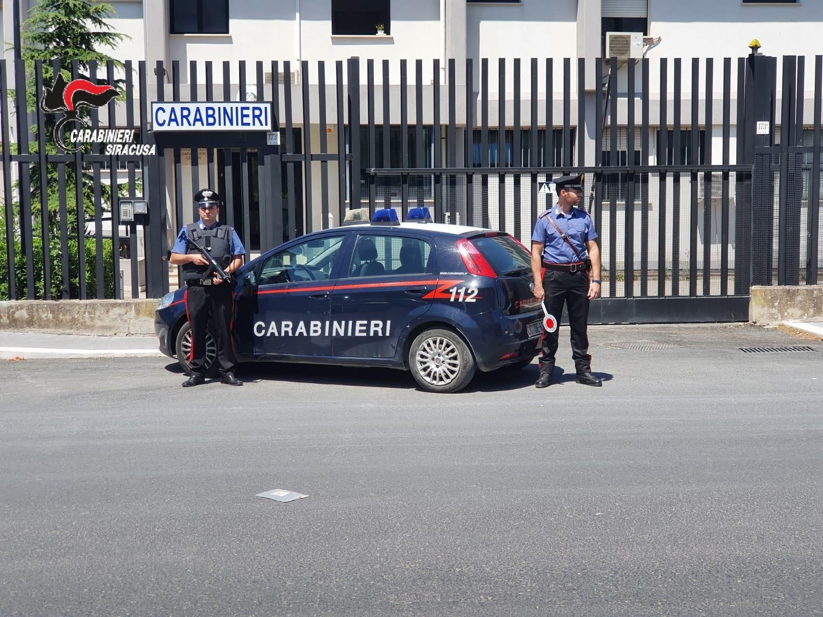 Lentini, accusato di due rapine a mano armata: arrestato 26enne