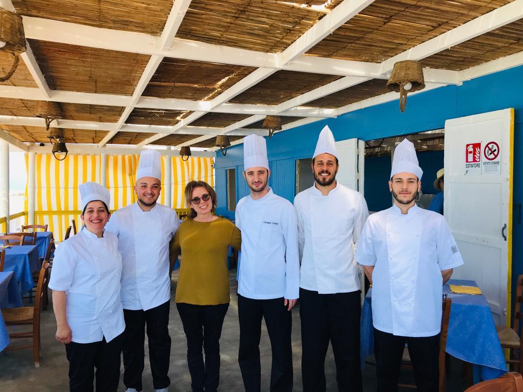 Ha riaperto il ristorante 'Enzo a mare', quello del commissario Montalbano. Nuovo chef e nuovi piatti