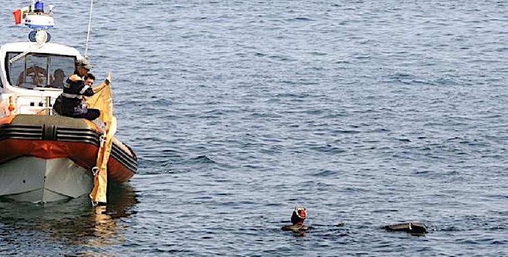 Cadavere al porto di Siracusa, forse è un catanese
