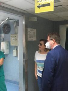 ASP MESSINA - L'Ospedale di Barcellona entro il 15 luglio tornerà ad assicurare le prestazioni sanitarie no Covid