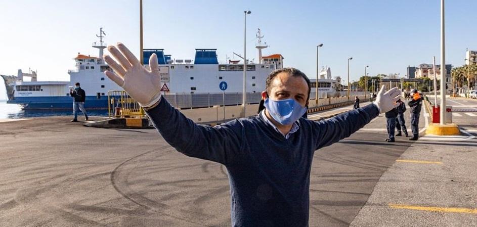 De Luca: 'Messina fuori da TaoArte perchè faremo la Fondazione Zancle'