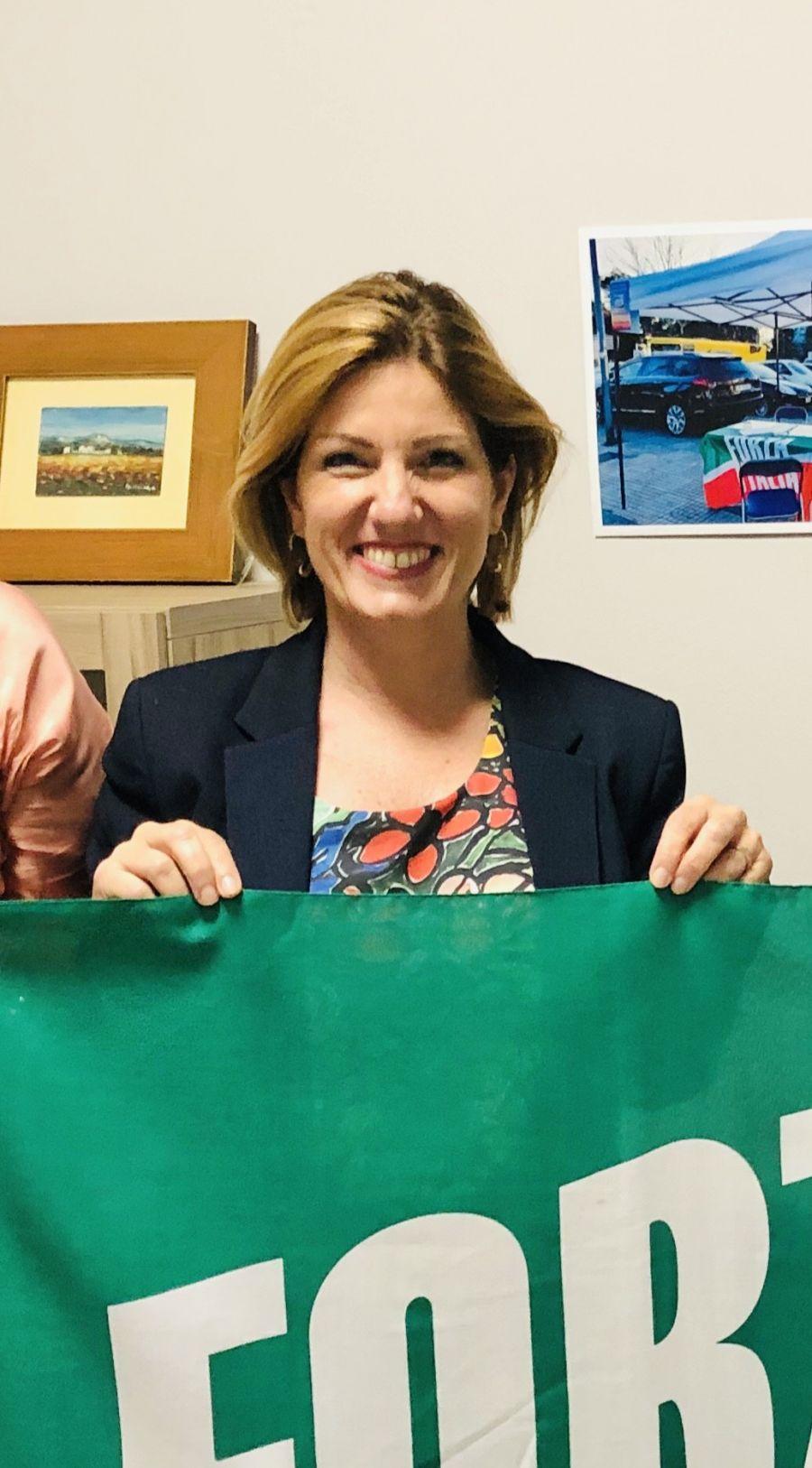 Elena Caniglia la nuova coordinatrice di Azzurro Donna