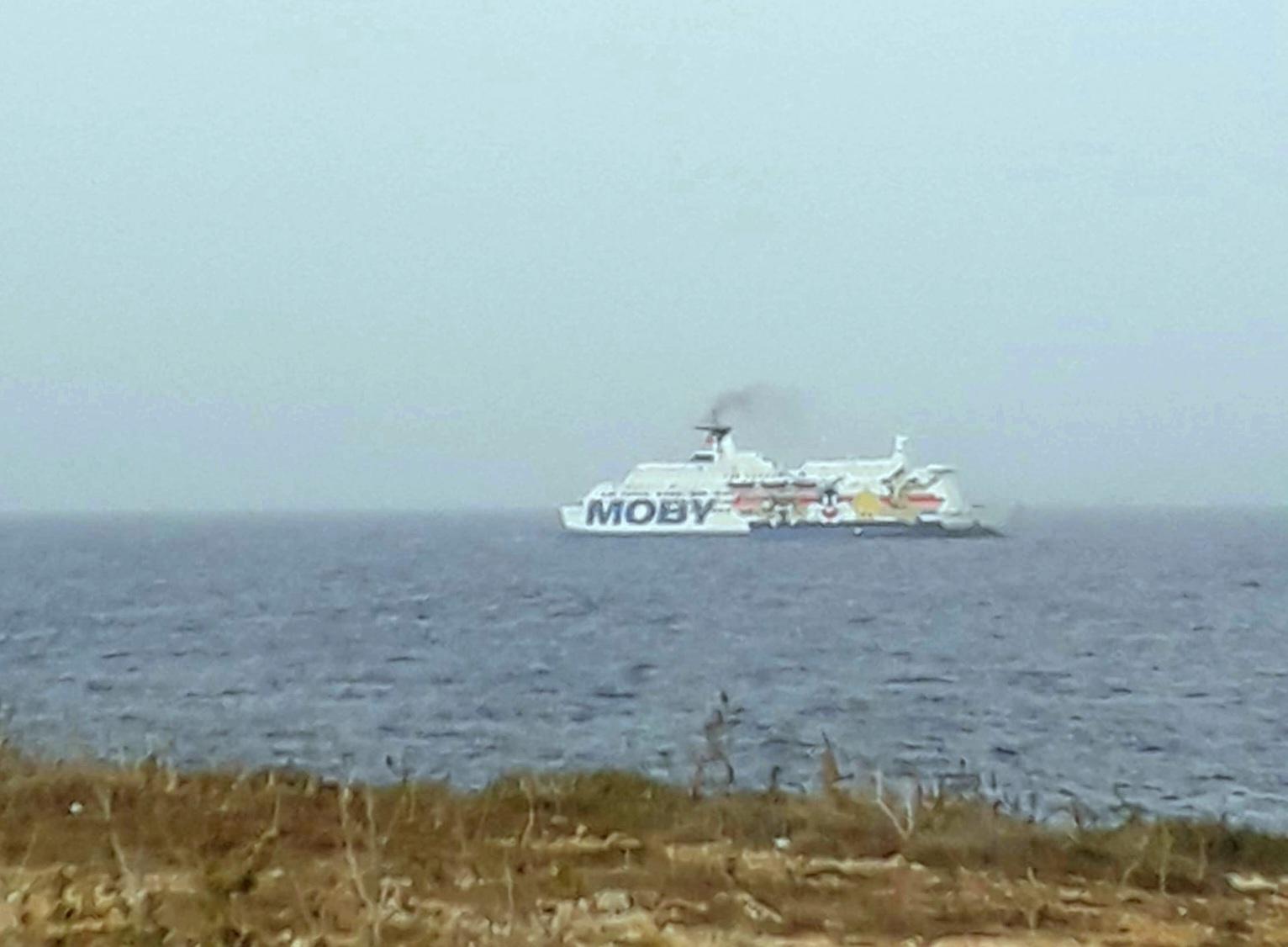 Moby Zazà, secondo tampone Per i migranti a bordo della nave
