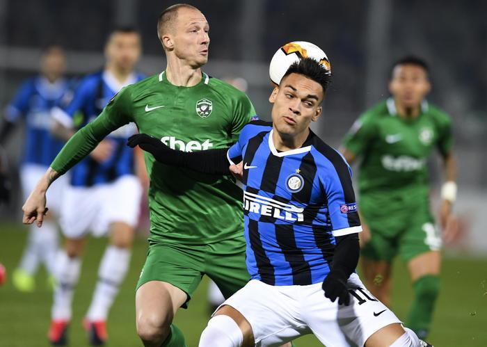Calcio: Moratti, Inter ha intenzione di tenere Lautaro