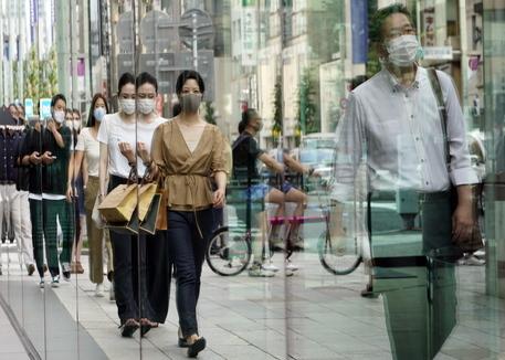 Covid a Tokyo nuovo record da inizio pandemia 4166 casi