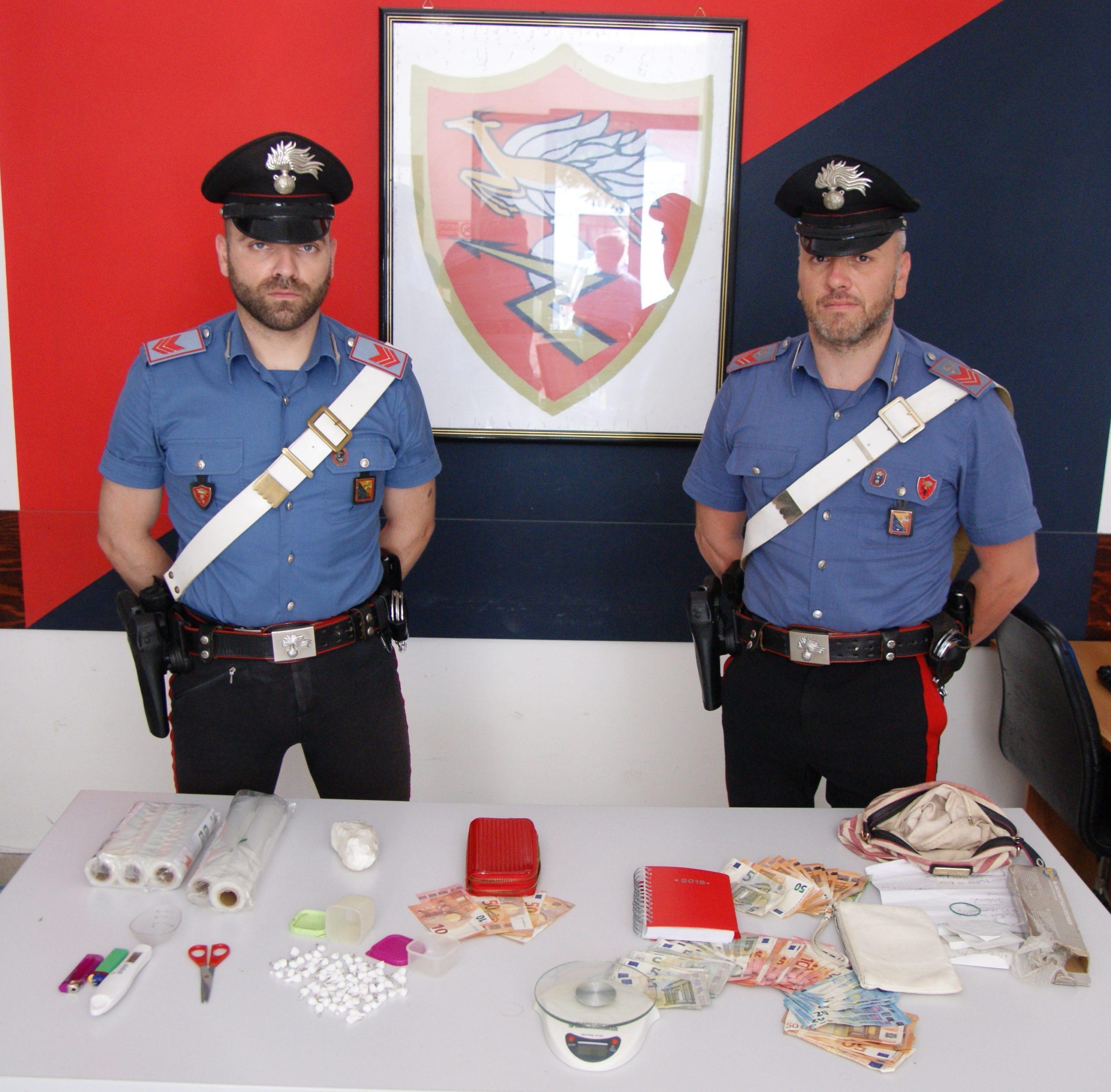 Marsala, pregiudicato agli arresti domiciliari deteneva 150 grammi di cocaina, nuovamente arrestato