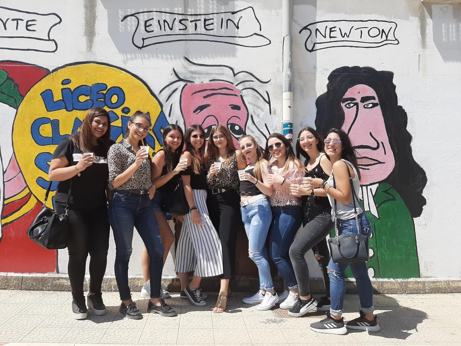 Monreale, liceo classico e scientifico del Basile-D'Aleo, 13 studenti si diplomano con 100/100, in cinque con 100/100 e lode