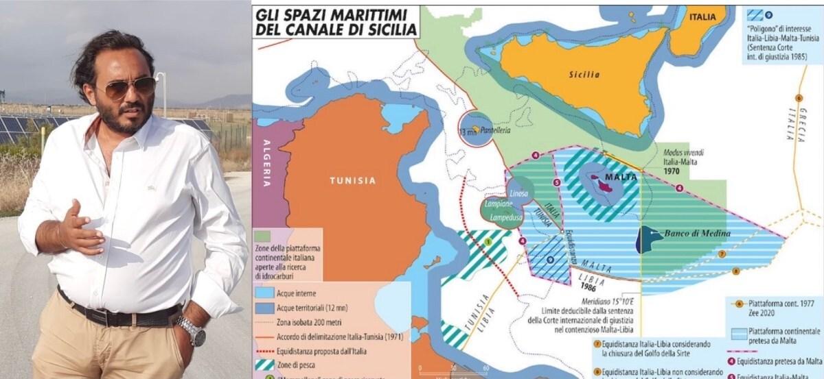 Gela Dott Agati La città del Golfo ha tutte le condizioni per richiedere la Zona Economica Esclusiva (ZEE)