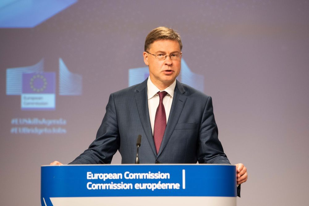 Mes, Dombrovskis