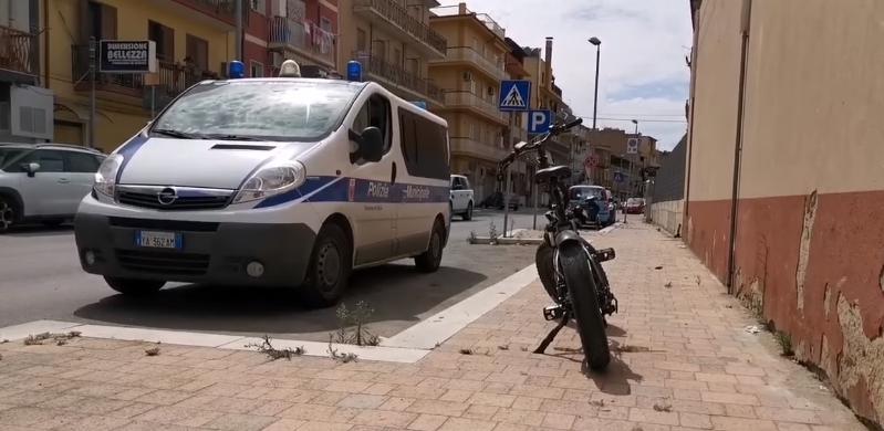 Cade dalla bici, muore a 13 anni Angelo Giovane - La tragedia in Via Recanati a Gela