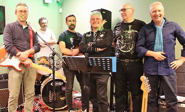 Vimercate: l'11 luglio serata rock da non perdere con la band 'Razzle Dazzle'