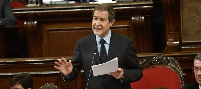 Metà legislatura, Musumeci all'Ars Fava e M5S: 'Dov'è la relazione?'