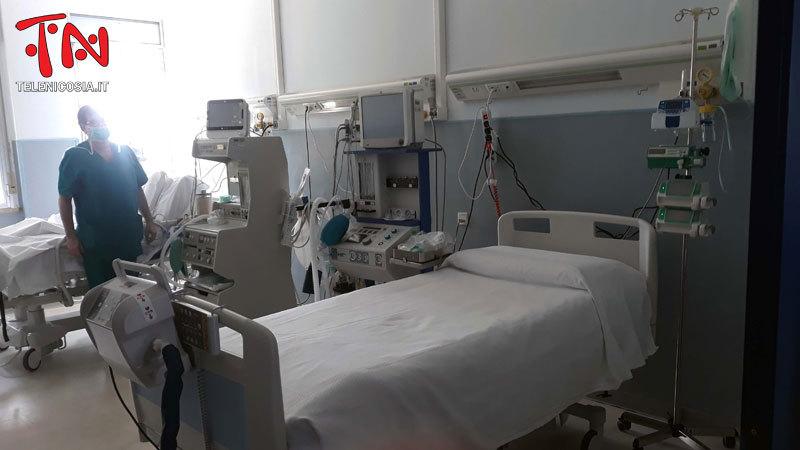 Terapia intensiva. Più che raddoppiati i posti letto per l'Asp di Enna, istituiti i reparti al Basilotta e al Chiello