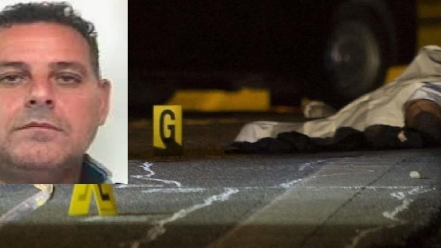 Sciortino ucciso con due fucilate
