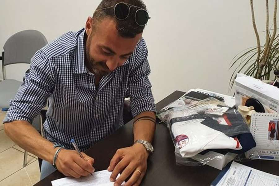 Orazio Trombatore nuovo allenatore del Modica Calcio
