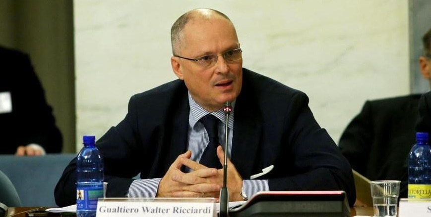 Covid19, Ricciardi: 'Lavoriamo per produrre vaccino in Italia'