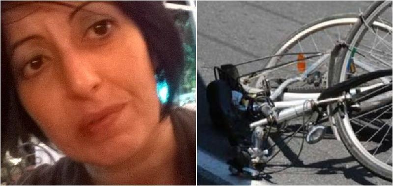 Sicilia, donna travolta e uccisa da un'auto mentre era in bici