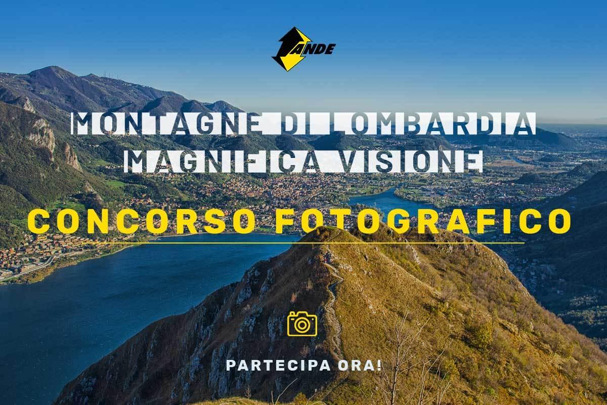 Calendario Ande 2021. Inizia il concorso fotografico: invia i tuoi scatti!