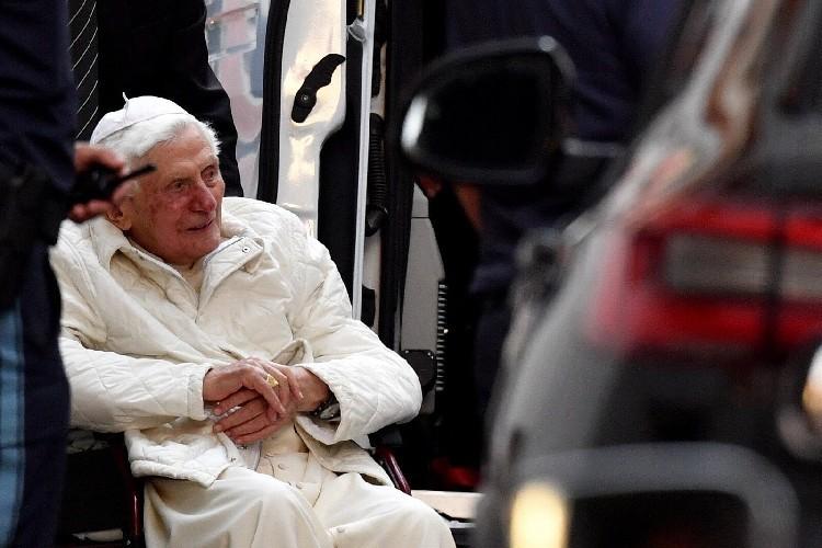 Papa Benedetto XVI ha lasciato il Vaticano per sempre?