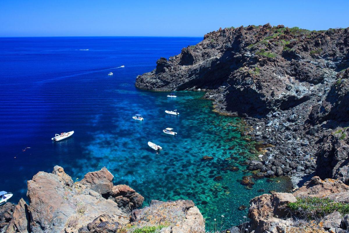 Pantelleria è il mare più bello d'Italia, 5 Vele di Legambiente