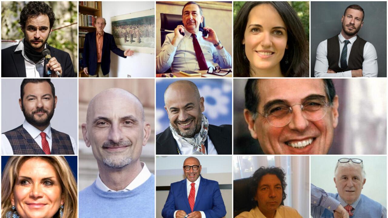 Tutti candidati sindaco Milano