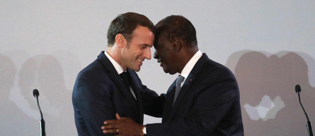 L' arma segreta della Francia in Africa. Prima il Cfa ora la trasformazione in Eco, mantenendo la parità fissa con l'Euro.