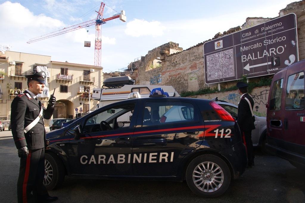 Nascondeva la droga in casa Arrestato 56enne a Ballarò