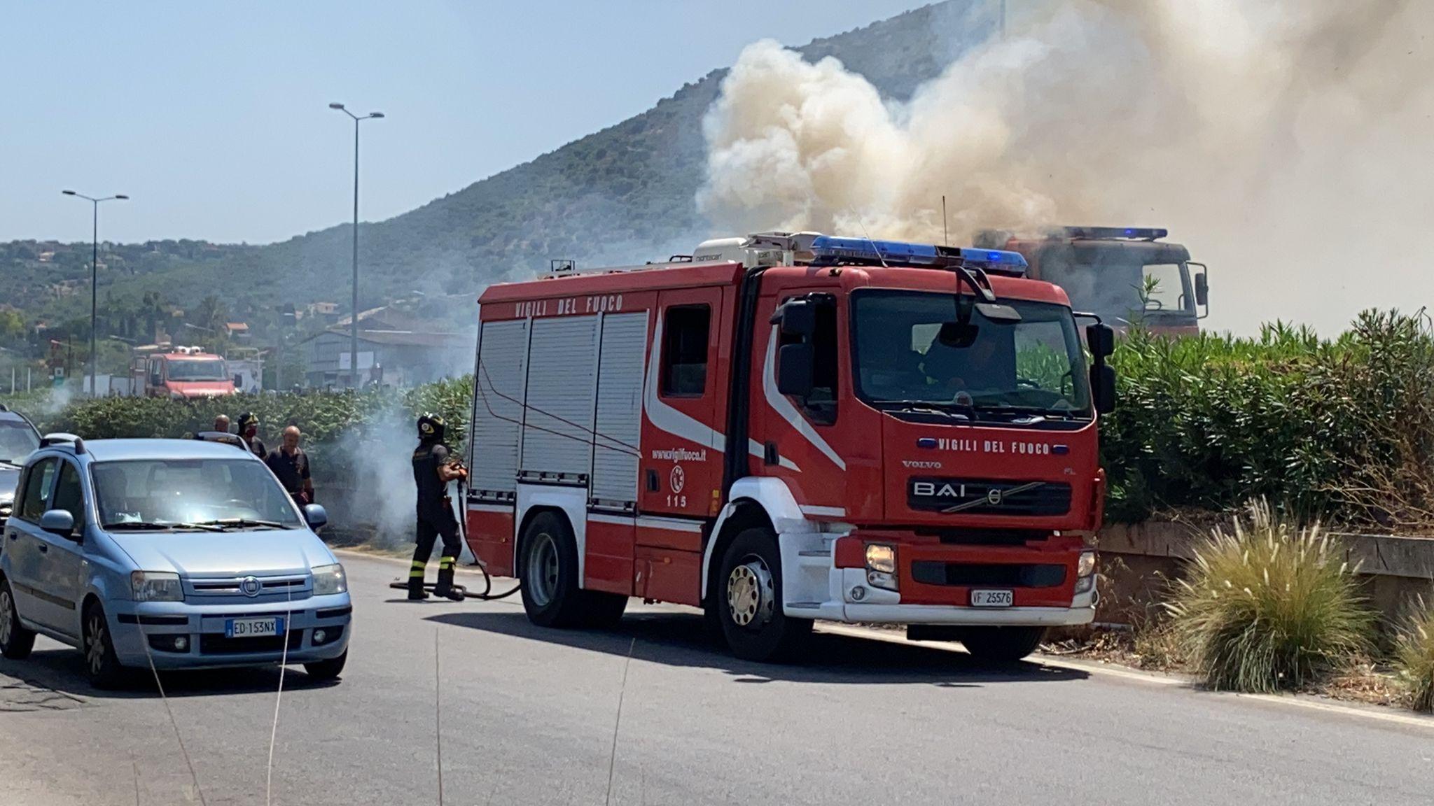 Incendi in tutta la Sicilia Sinalp Riforma dei forestali subito