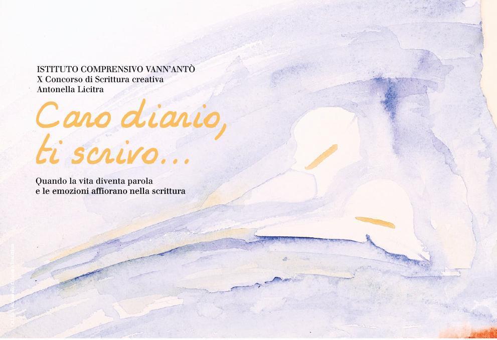Decima edizione del concorso 'Caro diario, ti scrivo' per scrittura creativa