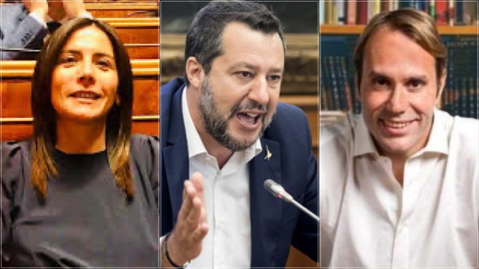 Strategie e voti la caccia di Sammartino Sudano e Salvini