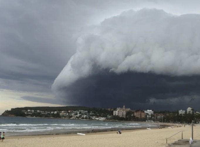 Fase temporalesca in arrivo anche in Sicilia