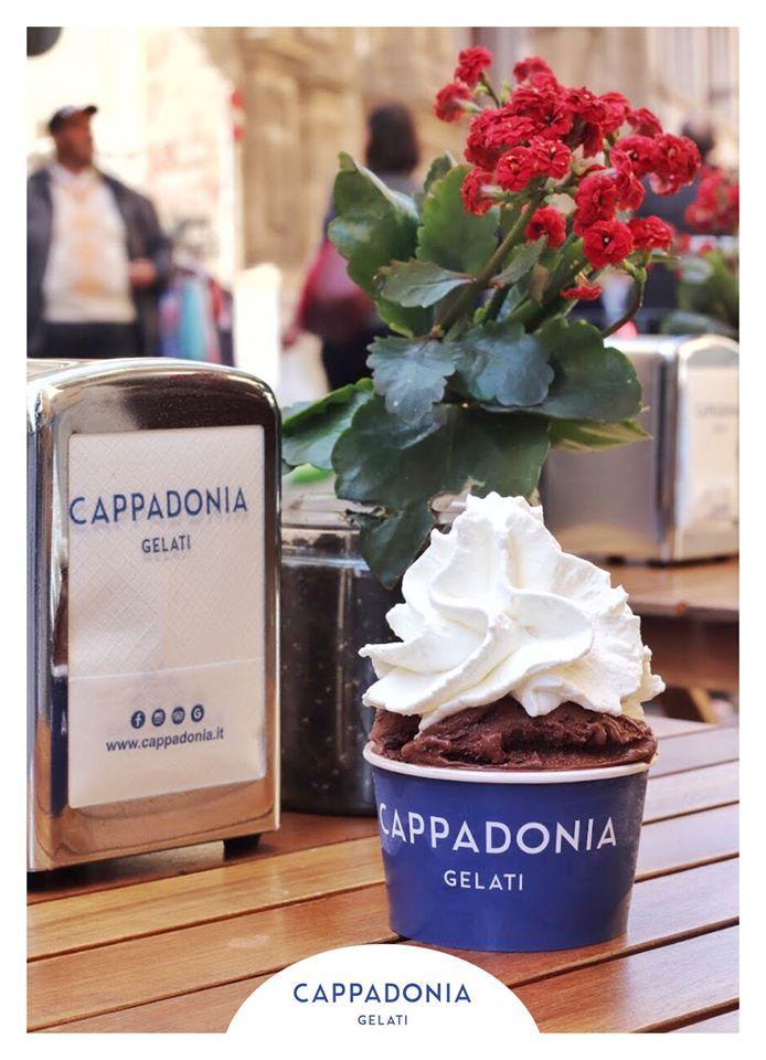 Cappadonia Gelati riapre anche in via Vittorio Emanuele a Palermo