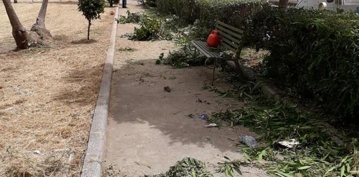 Priolo, verde pubblico: intensificati gli interventi di manutenzione in tutto il territorio comunale