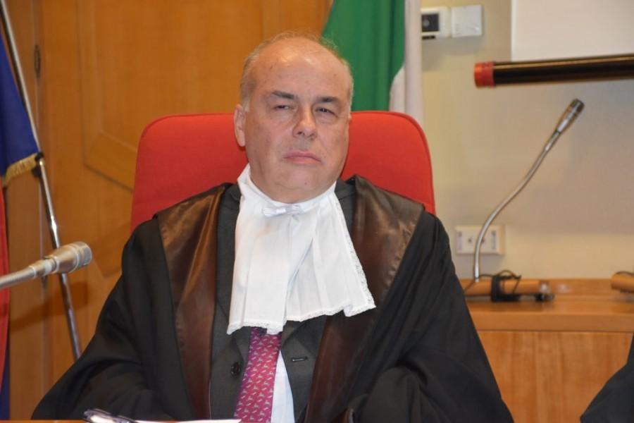 Giuseppe Meliado' è il nuovo presidente della Corte d'appello di Roma