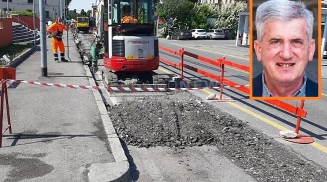 'Un gruppo coordina i lavori stradali: basta buche, asfalto e poi ancora buche'